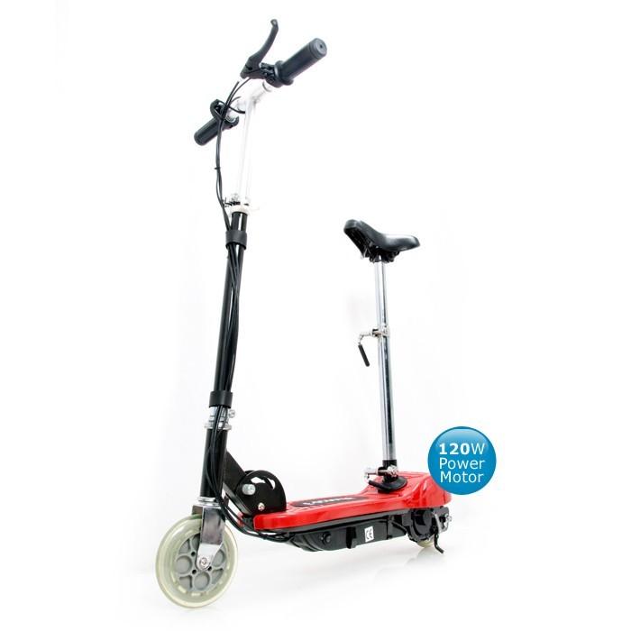 e scooter mit sitz e trottinet velomobil thun homcom e. Black Bedroom Furniture Sets. Home Design Ideas