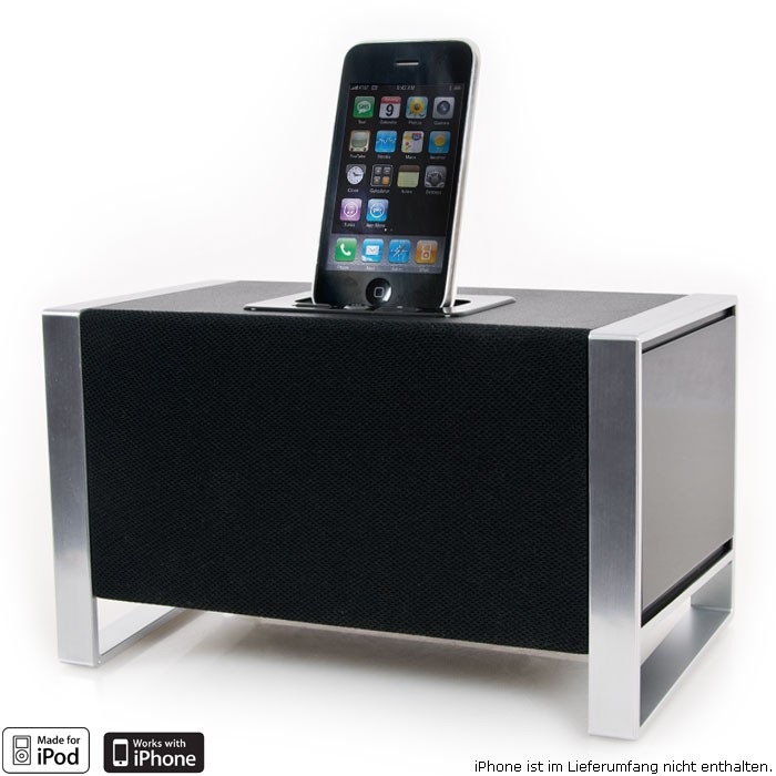 iPod / iPhone Dockingstation Elta LS 500