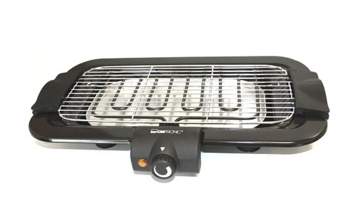 barbecue grill grill elektrogrill clatronic bq 2849 ebay. Black Bedroom Furniture Sets. Home Design Ideas