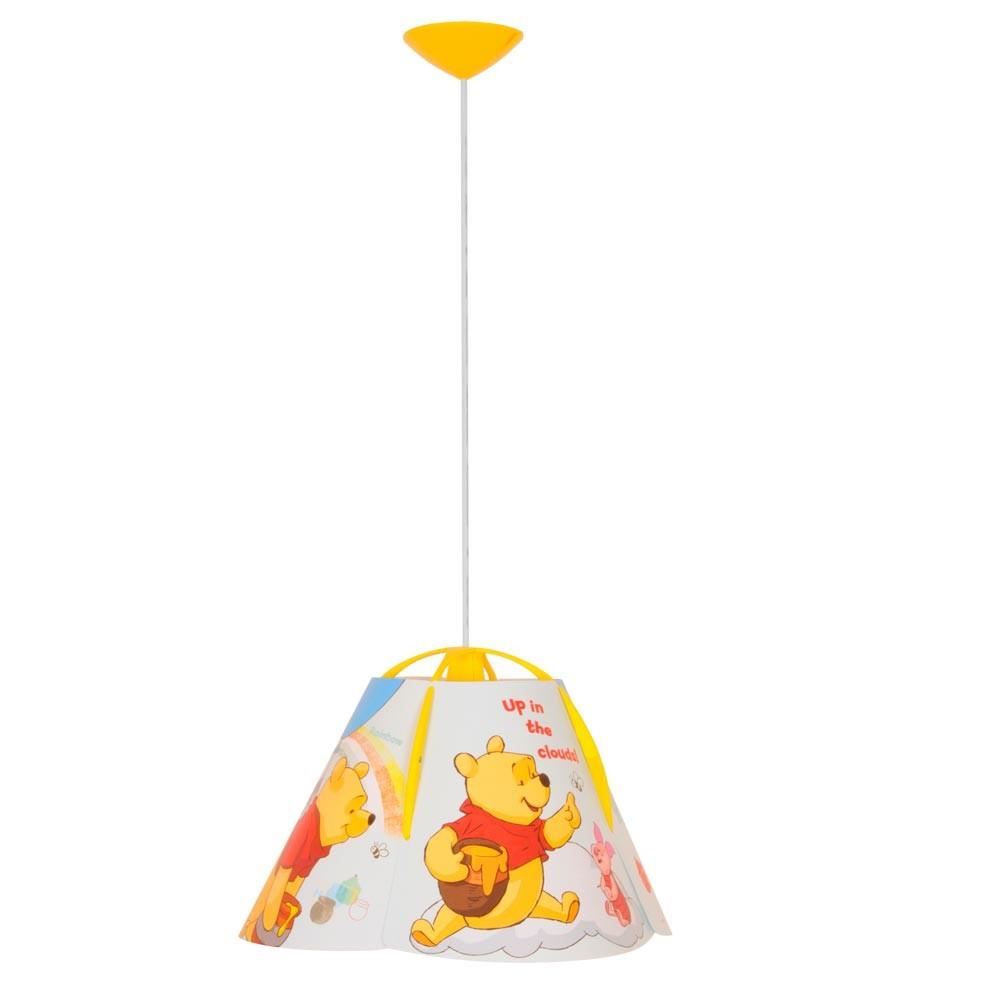 motiv kinder leuchte baby lampe deckenleuchte h ngeleuchte globo winnie pooh b r ebay. Black Bedroom Furniture Sets. Home Design Ideas