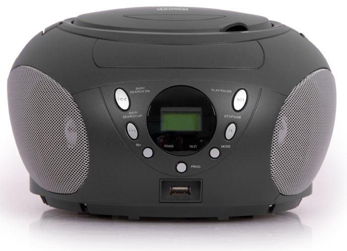 tragbare stereoanlage tragbar cd mp3 player baustellen. Black Bedroom Furniture Sets. Home Design Ideas