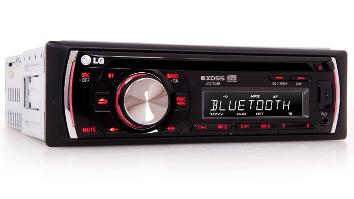 autoradio cd player mp3 bluetooth freisprecheinrichtung. Black Bedroom Furniture Sets. Home Design Ideas