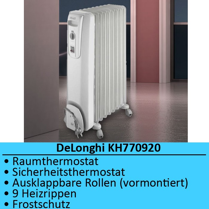 elektro heizger t 2000w l radiator 9 heizrippen bad. Black Bedroom Furniture Sets. Home Design Ideas