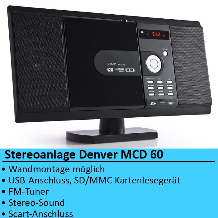 midi player cd mp3 usb sd stereoanlage hifi anlage dvd player wandmontage radio. Black Bedroom Furniture Sets. Home Design Ideas