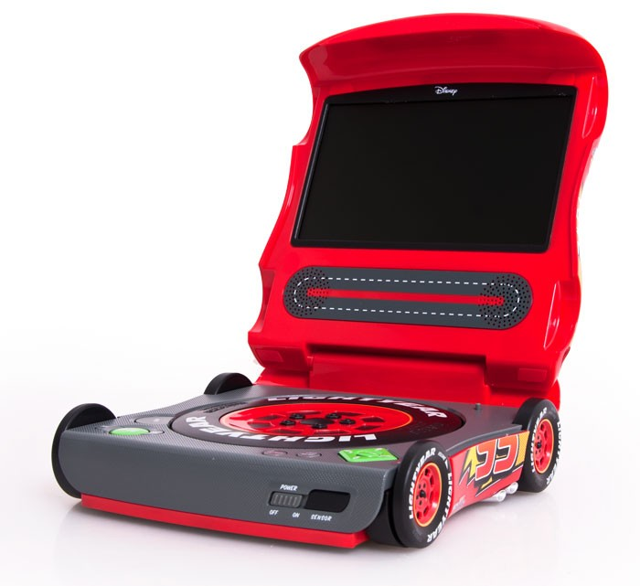 portable dvd player disney cars kinder jungen jungs auto. Black Bedroom Furniture Sets. Home Design Ideas