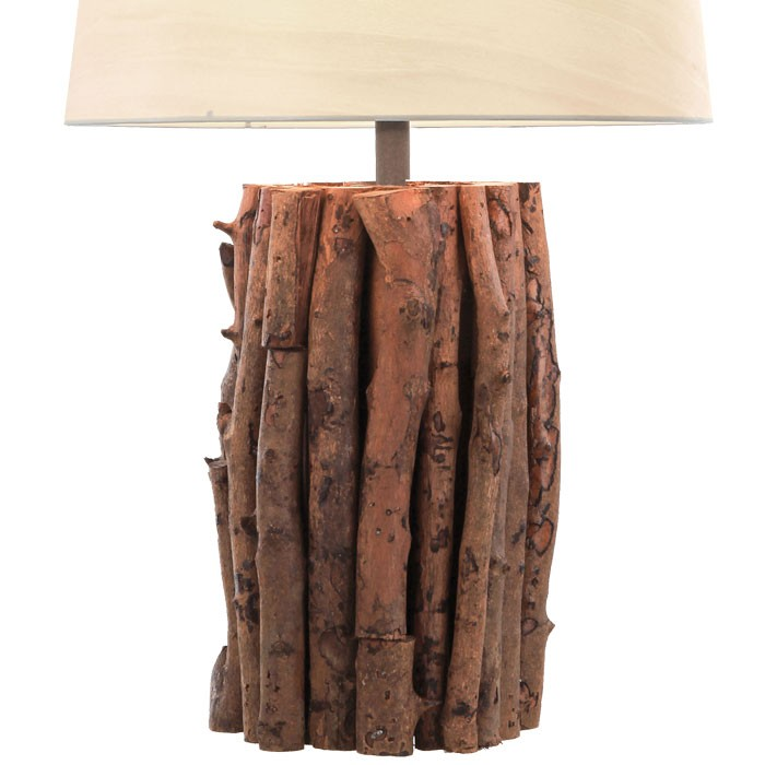 nachttischlampe holz tischlampe tischleuchte b roleuchte schreibtischlampe licht ebay. Black Bedroom Furniture Sets. Home Design Ideas