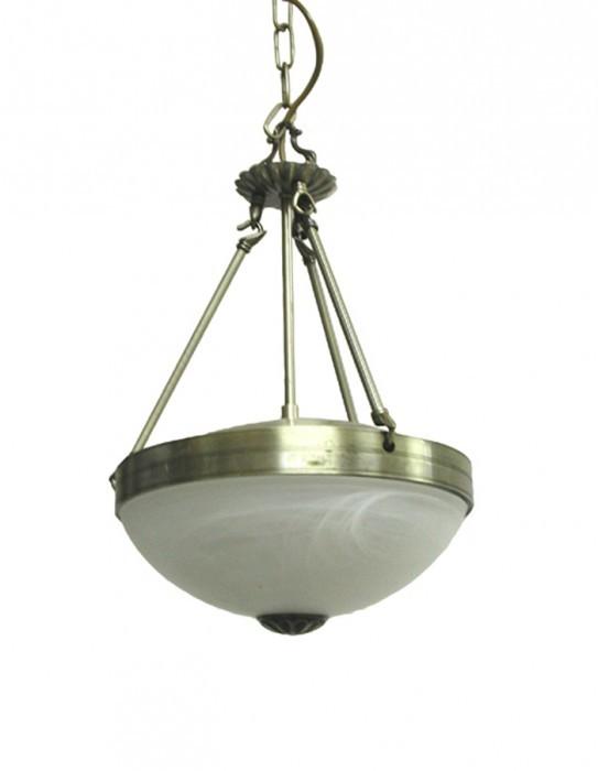 h ngeleuchte lampe wohnzimmer esszimmer h nge lampe altmessing alabaster optik ebay. Black Bedroom Furniture Sets. Home Design Ideas