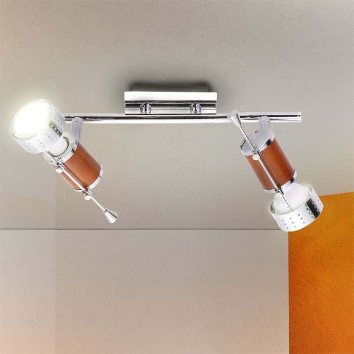 Edle design flur decken lampe badezimmer wand leuchte holz for Badezimmer decken design