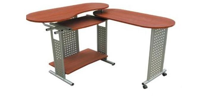 b rotisch schreibtisch klappbar arbeitszimmer computer pc. Black Bedroom Furniture Sets. Home Design Ideas