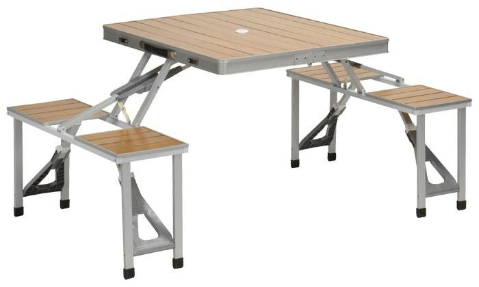 gartengarnitur klapptisch picknicktisch bank tisch. Black Bedroom Furniture Sets. Home Design Ideas