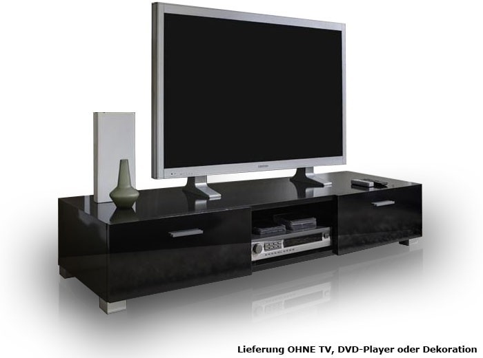 design sideboard fernsehschrank tv rack tisch board. Black Bedroom Furniture Sets. Home Design Ideas