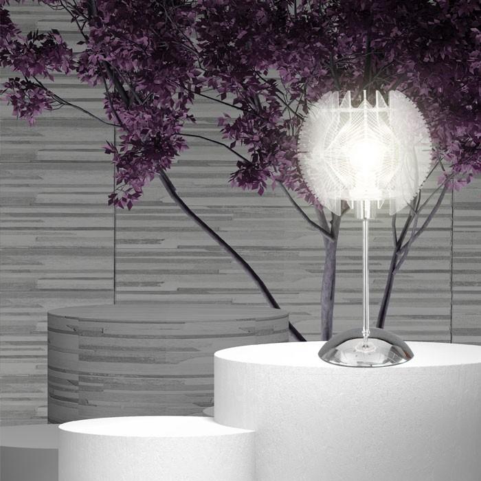 Moderne Tischleuchte Nachttischlampe Schlafzimmer Lampe Leuchte ...