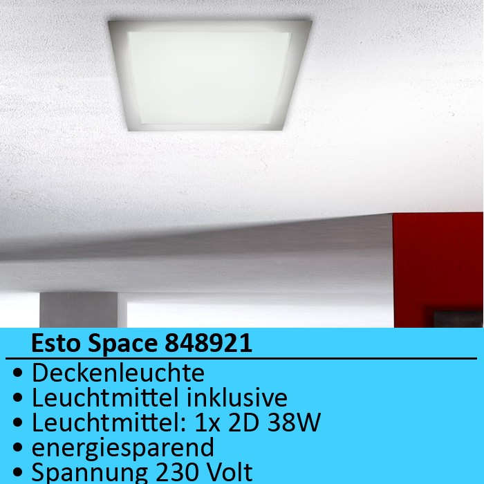 deckenleuchte deckenlampe wohnzimmerlampe esszimmerleuchte flur bad diele lampe ebay. Black Bedroom Furniture Sets. Home Design Ideas
