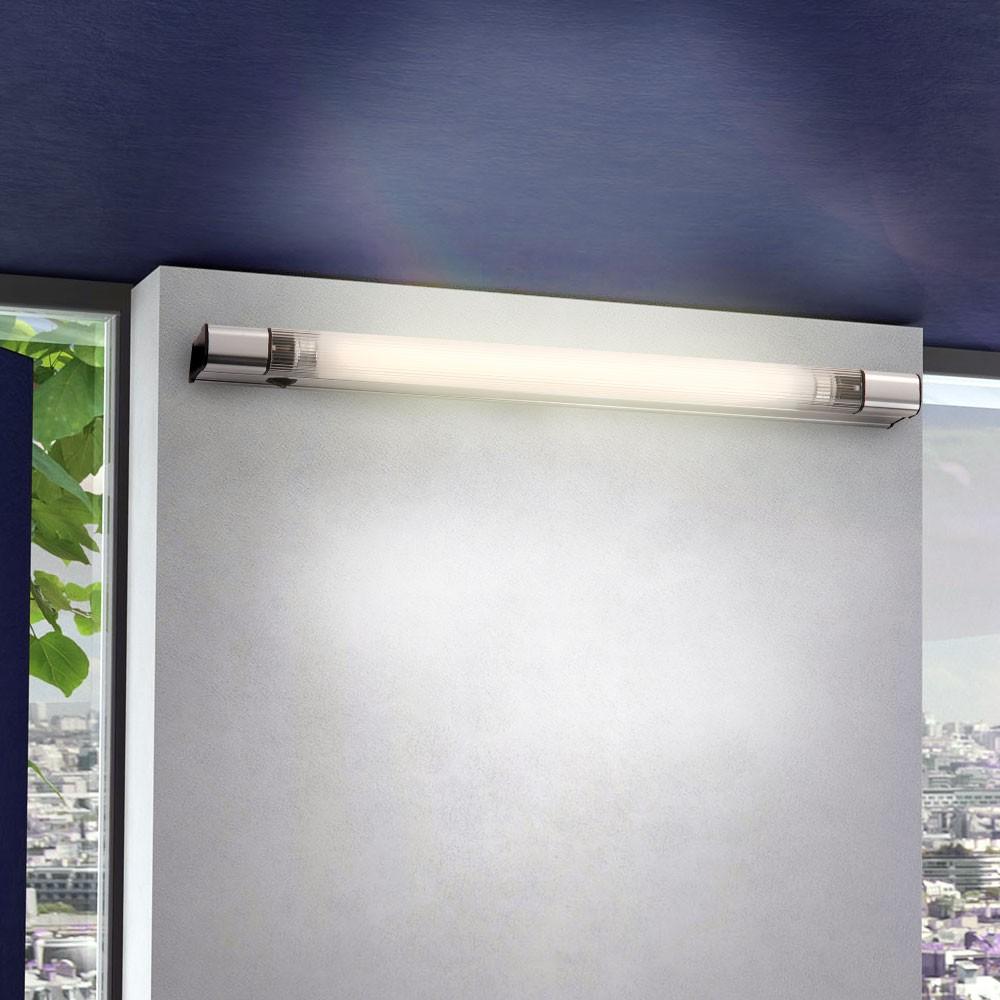 wandleuchte wandlampe badezimmer k che arbeitsbereich werkstatt spiegellampe top ebay. Black Bedroom Furniture Sets. Home Design Ideas
