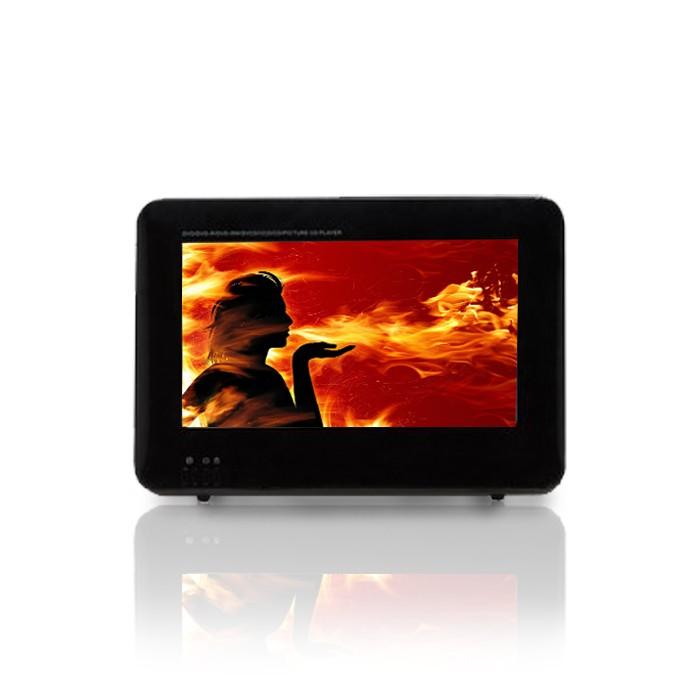 tragbarer portable auto dvd player spieler abspielger t. Black Bedroom Furniture Sets. Home Design Ideas