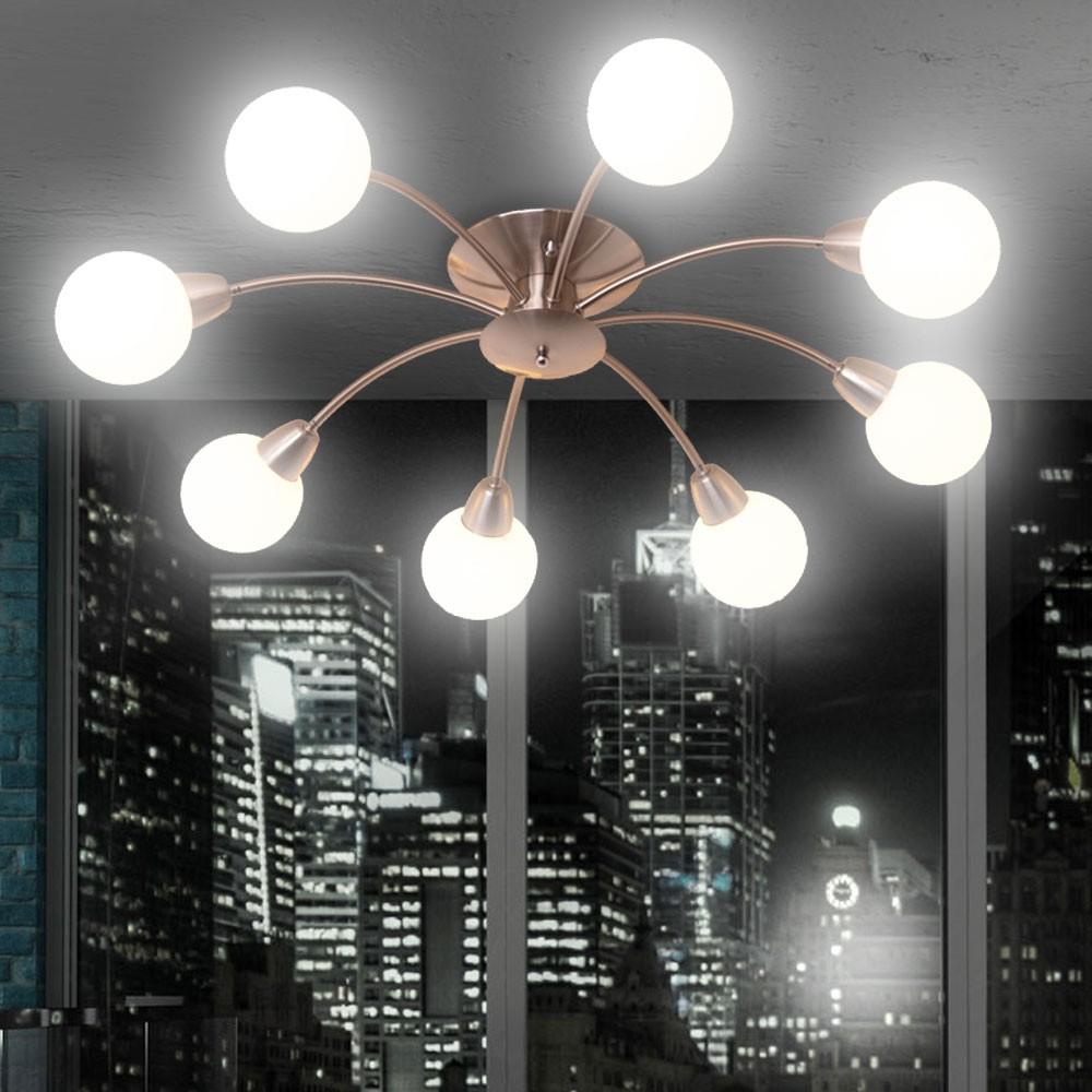 Deckenlampe deckenleuchte strahler lampe licht kreativ for Deckenlampe 2 strahler