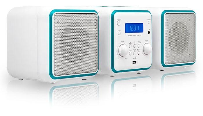cd player kompakt stereoanlage mp3 usb wechselrahmen ukw. Black Bedroom Furniture Sets. Home Design Ideas