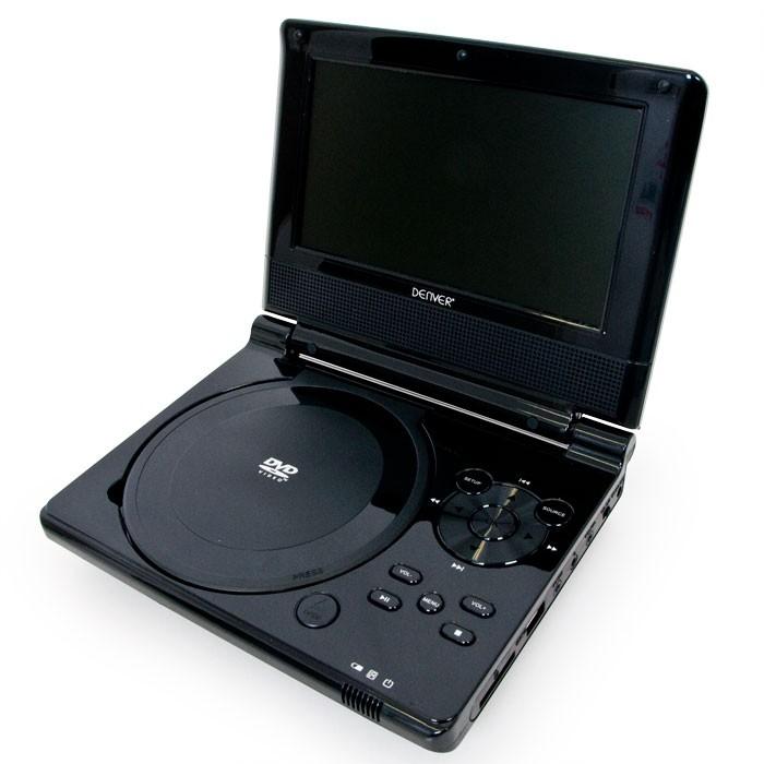 dvd player tragbar usb anschluss cd spieler kinder sd karte mobil mp3 avi jpeg. Black Bedroom Furniture Sets. Home Design Ideas