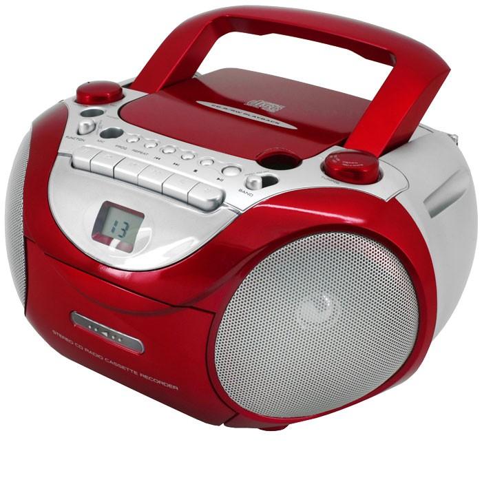 Mobiler Kinder Kassettenrecorder Mikrofon Karaoke Stereo ...