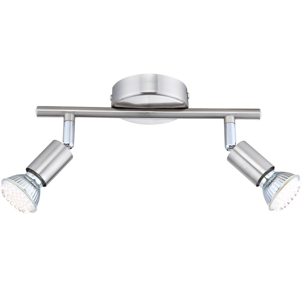 LED-Deckenlampe-Wandlampe-Spots-GU10-Lampe-Leuchte-Strahler-Beleuchtung-Strahler
