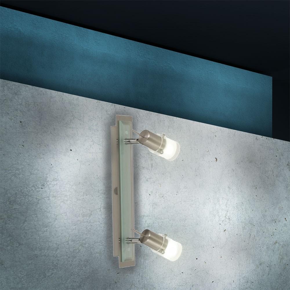 energiesparleuchte wandlampe wandleuchte wandbeleuchtung lampe leuchte schalter ebay. Black Bedroom Furniture Sets. Home Design Ideas