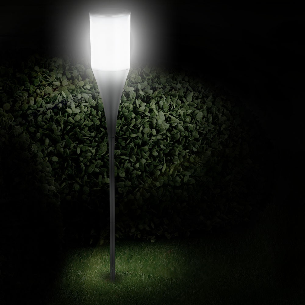 solarleuchten solarlampen gartenleuchten solargartenleuchten led garten lampen ebay. Black Bedroom Furniture Sets. Home Design Ideas