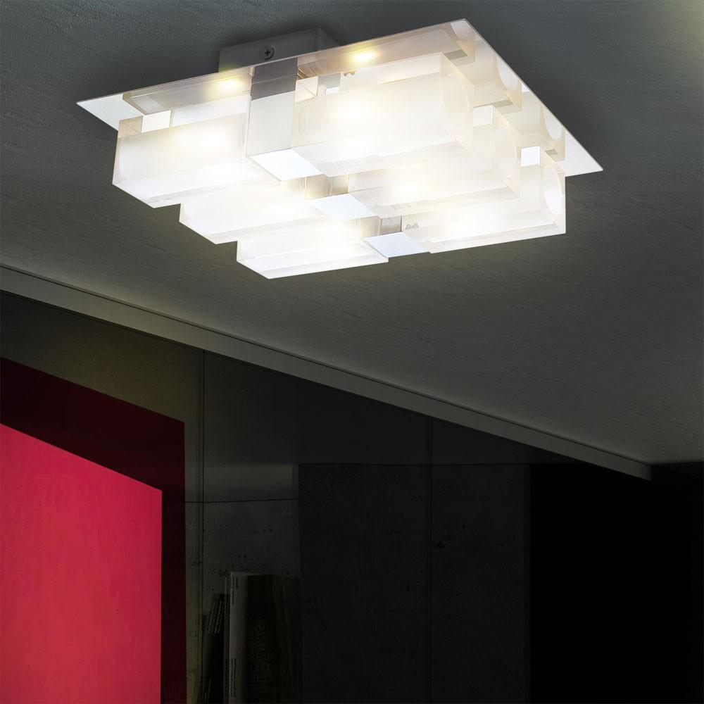 deckenleuchte deckenlampe deckenbeleuchtung lampe leuchter strahler beleuchtung ebay. Black Bedroom Furniture Sets. Home Design Ideas