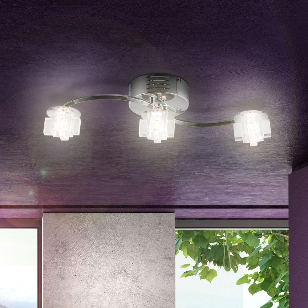 Deckenlampe deckenleuchte deckenlicht lampen licht leuchte for Led deckenlicht