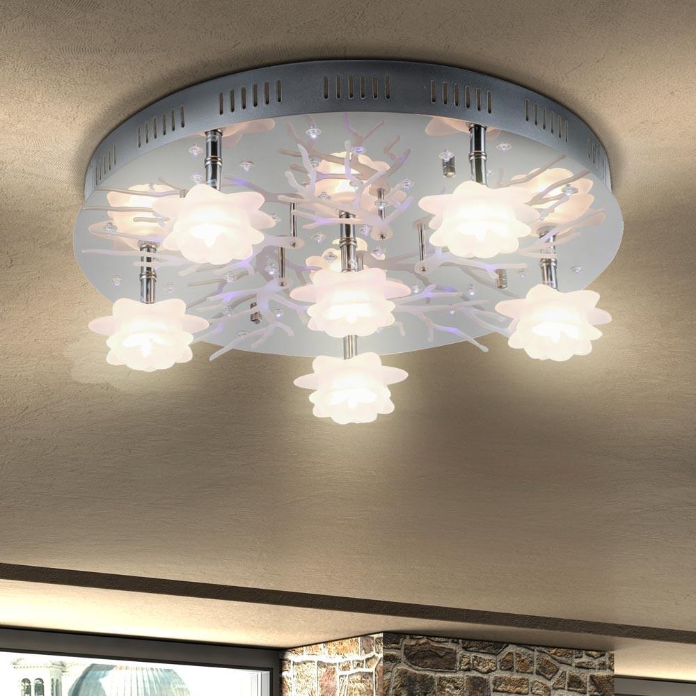 Deckensegel Wohnzimmer Lampe Surfinser
