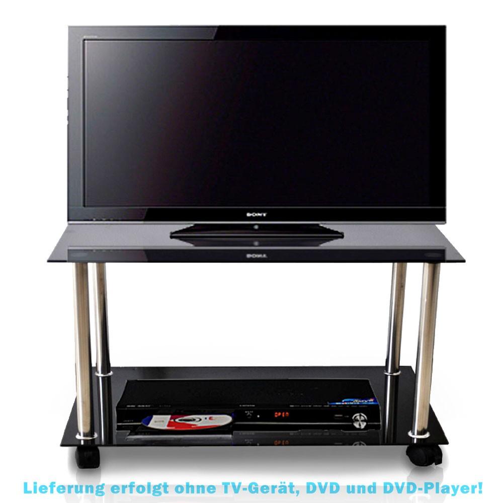 luxus fernsehtisch tv tisch fernseher sicherheitsglas. Black Bedroom Furniture Sets. Home Design Ideas