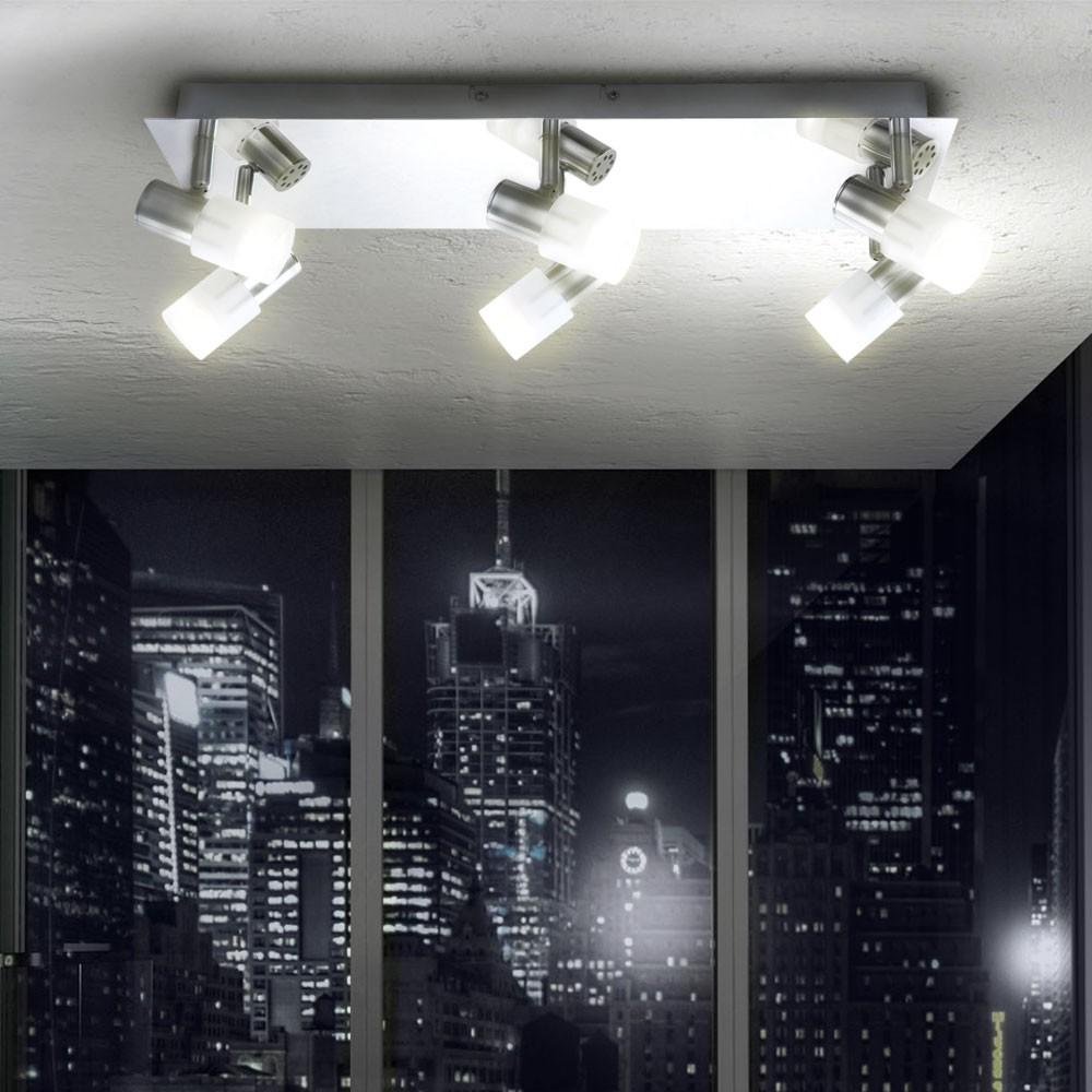 18w led decken leuchte lampe bad strahler spot wohnzimmer beleuchtung flur licht ebay. Black Bedroom Furniture Sets. Home Design Ideas