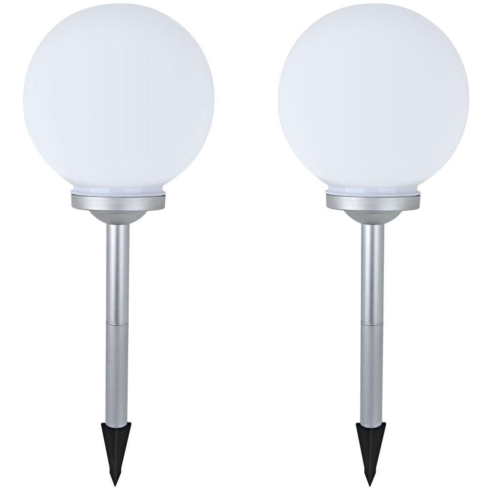 gartenlampen sets auswahl gartenleuchte solarlampe kugel. Black Bedroom Furniture Sets. Home Design Ideas