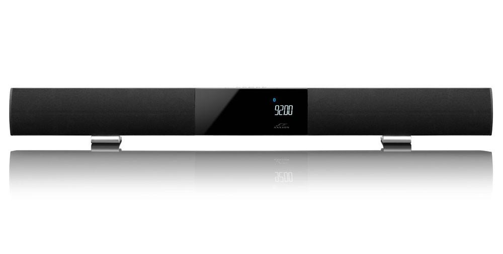 lcd display radio lautsprecher usb anschluss soundbar. Black Bedroom Furniture Sets. Home Design Ideas