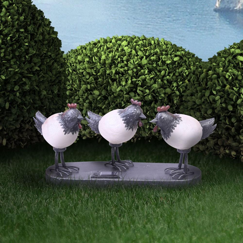 Lampade solari da giardino offerte e risparmia su ondausu - Lampade da esterno solari ...