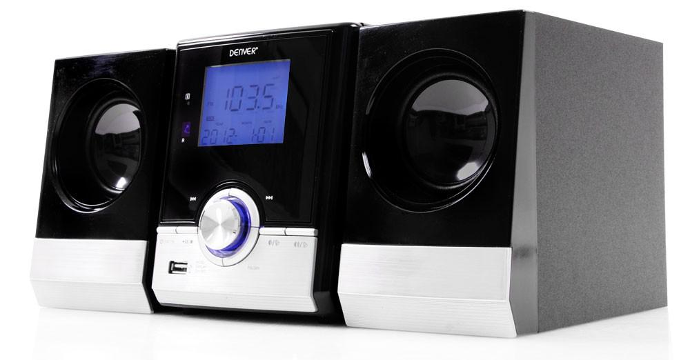 lcd display soundanlage stereosystem stereoanlage bluetooth musikcenter anlage ebay. Black Bedroom Furniture Sets. Home Design Ideas