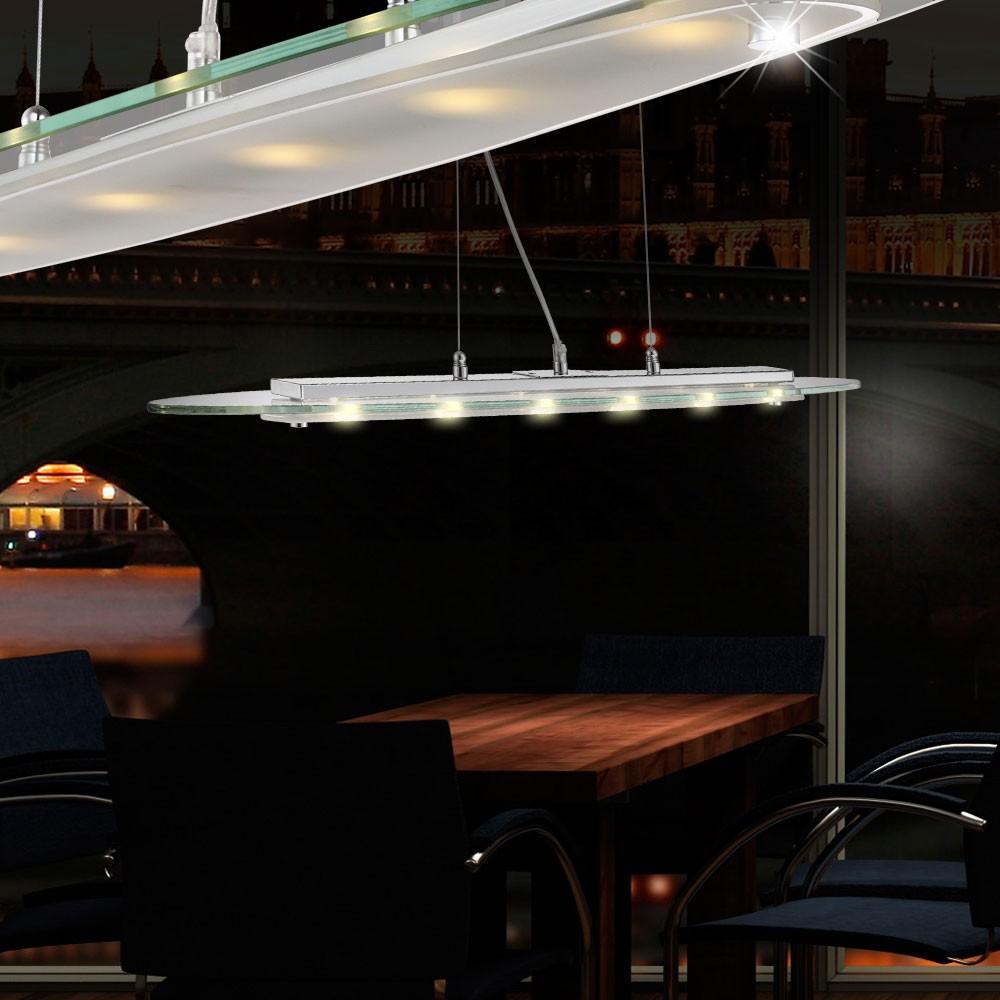 33 watt led h ngeleuchte beleuchtung esszimmer wohnzimmer k che lampe leuchte ebay. Black Bedroom Furniture Sets. Home Design Ideas