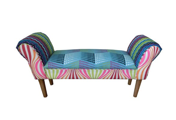 sitzhocker sessel bunt sofa clubsessel sitzbank hocker stauraumkiste gepolstert ebay. Black Bedroom Furniture Sets. Home Design Ideas