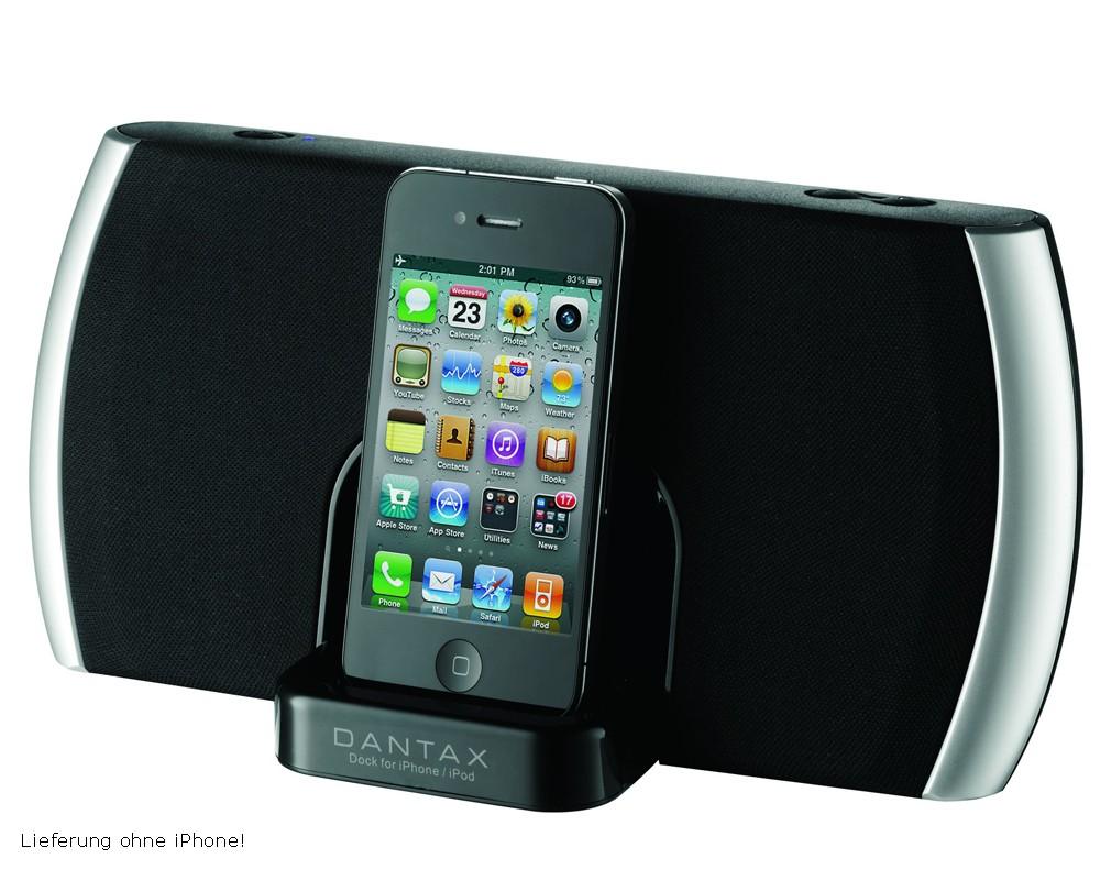 ipod iphone musikanlage lautsprecher ladestation. Black Bedroom Furniture Sets. Home Design Ideas