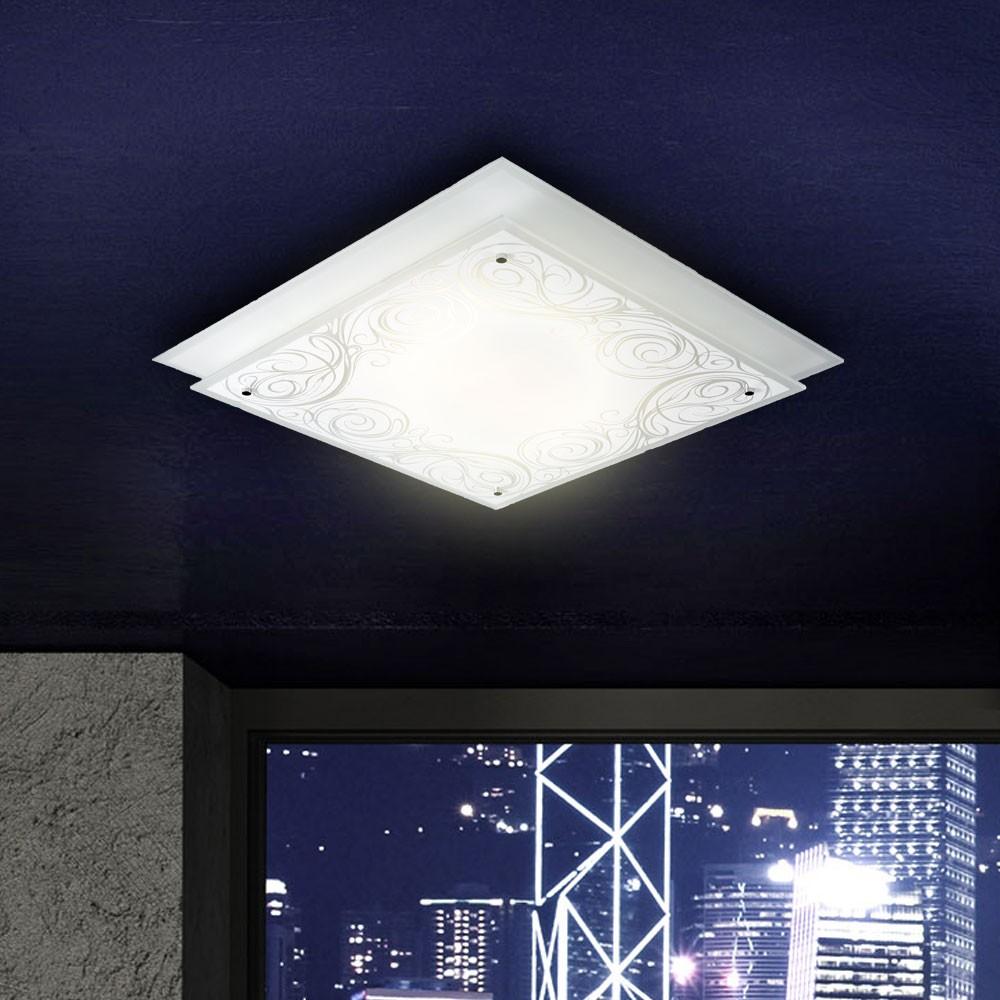 deckenleuchte deckenlampe esszimmer k che leuchte. Black Bedroom Furniture Sets. Home Design Ideas