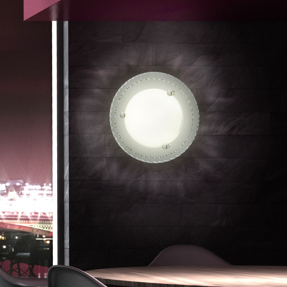 Lampe DE Plafon Pour Salon Éclairage Rond Carré  eBay