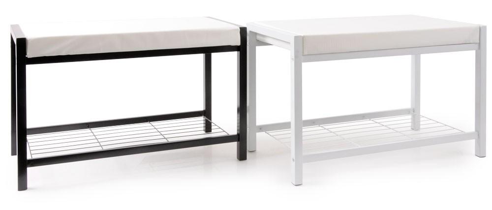 schuhregal sitzbank schuhschrank regal bank 68 x 45 x 35. Black Bedroom Furniture Sets. Home Design Ideas