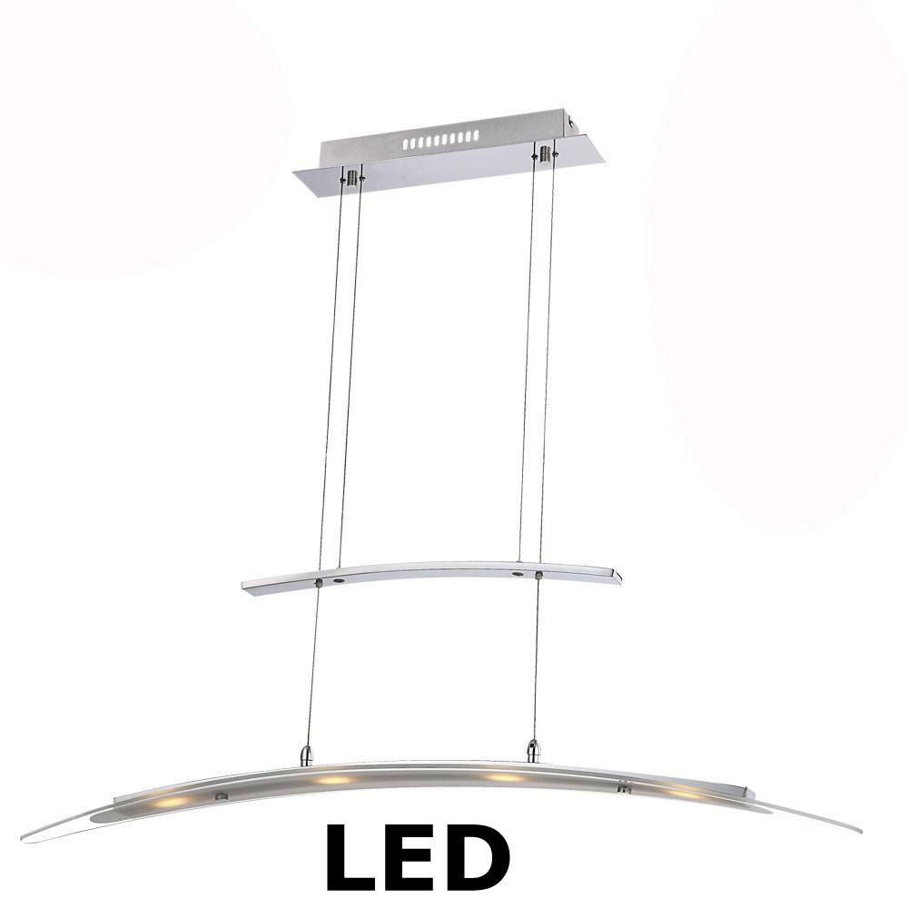 Natsen moderne led deckenlampe schlafzimmer lampe esszimmer silber iy
