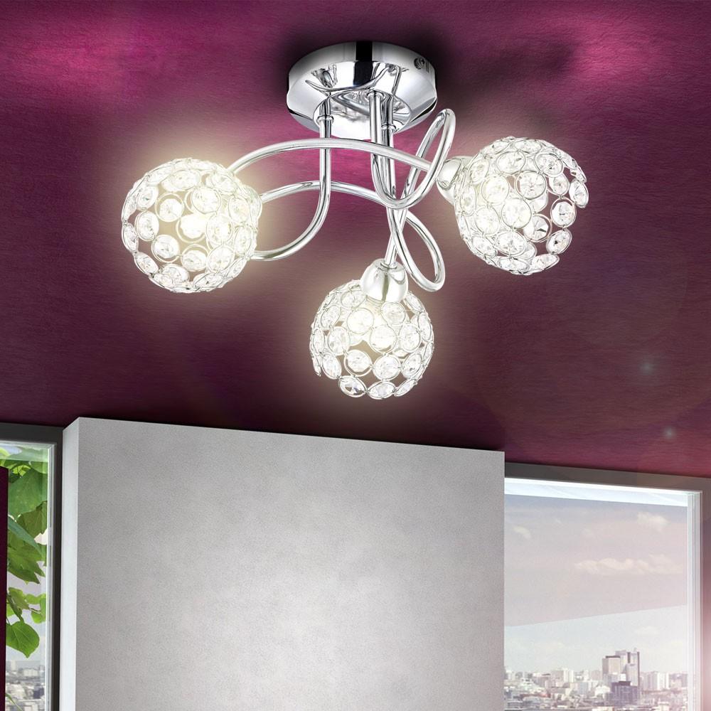 deckenstrahler kugel designer deckenleuchte lampe designleuchte leuchte strahler ebay. Black Bedroom Furniture Sets. Home Design Ideas