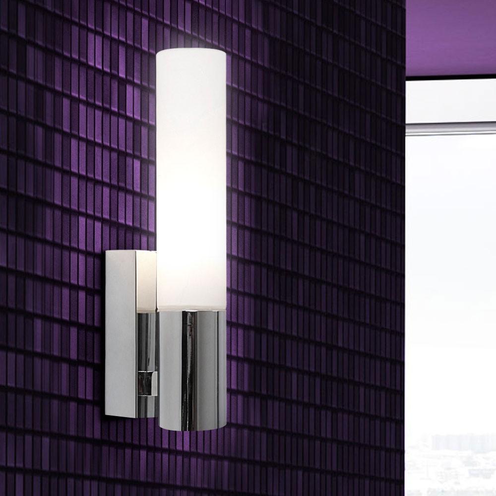 salle de bain haut mur couverture lampe ampoule bardages ebay. Black Bedroom Furniture Sets. Home Design Ideas