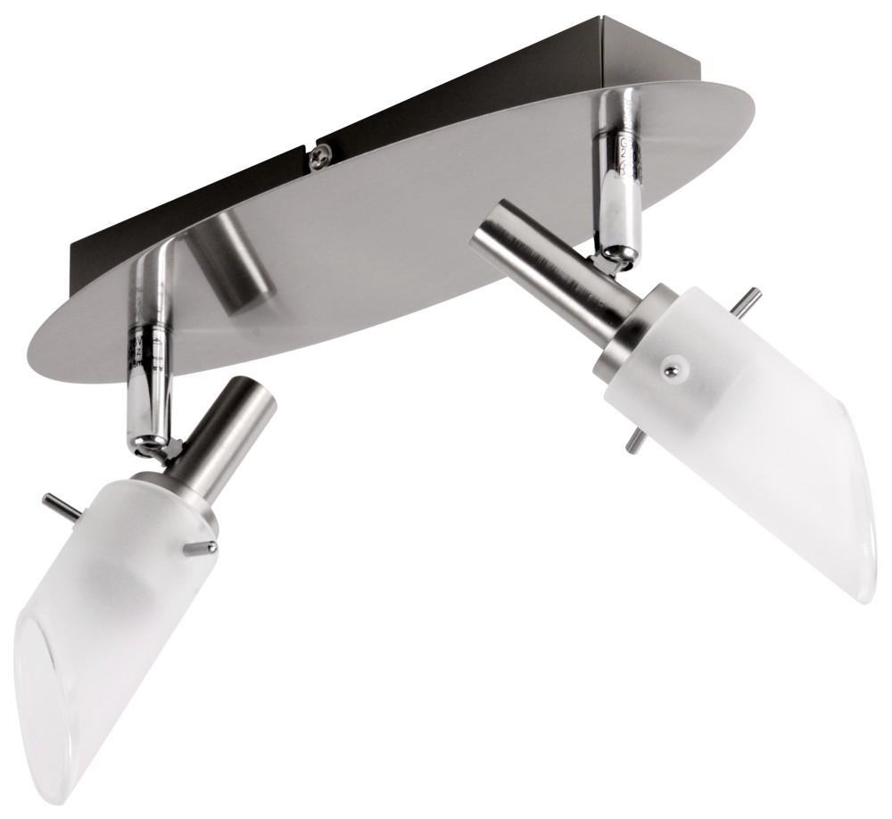 deckenleuchte wandlampe lampe leuchte wand decken spot esszimmer kinderzimmer g9 ebay. Black Bedroom Furniture Sets. Home Design Ideas