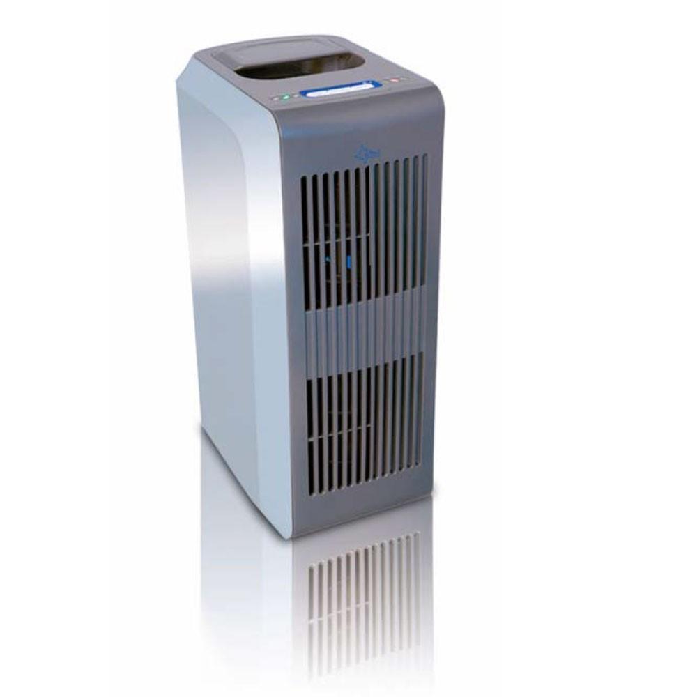 air purifier 3 phase filter hepa activated carbon uv light. Black Bedroom Furniture Sets. Home Design Ideas