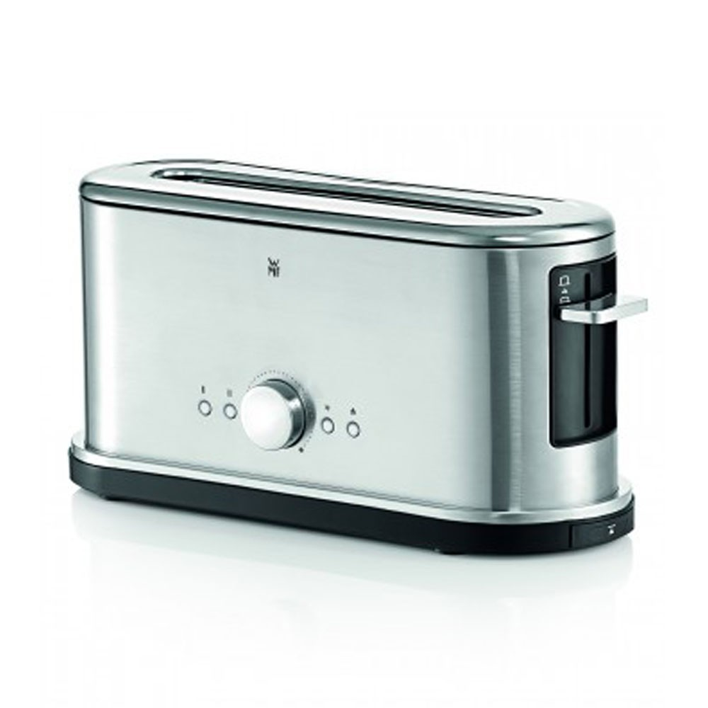 design edelstahl doppeltoaster r ster toasten auftauen top 900 watt toaster wmf ebay. Black Bedroom Furniture Sets. Home Design Ideas