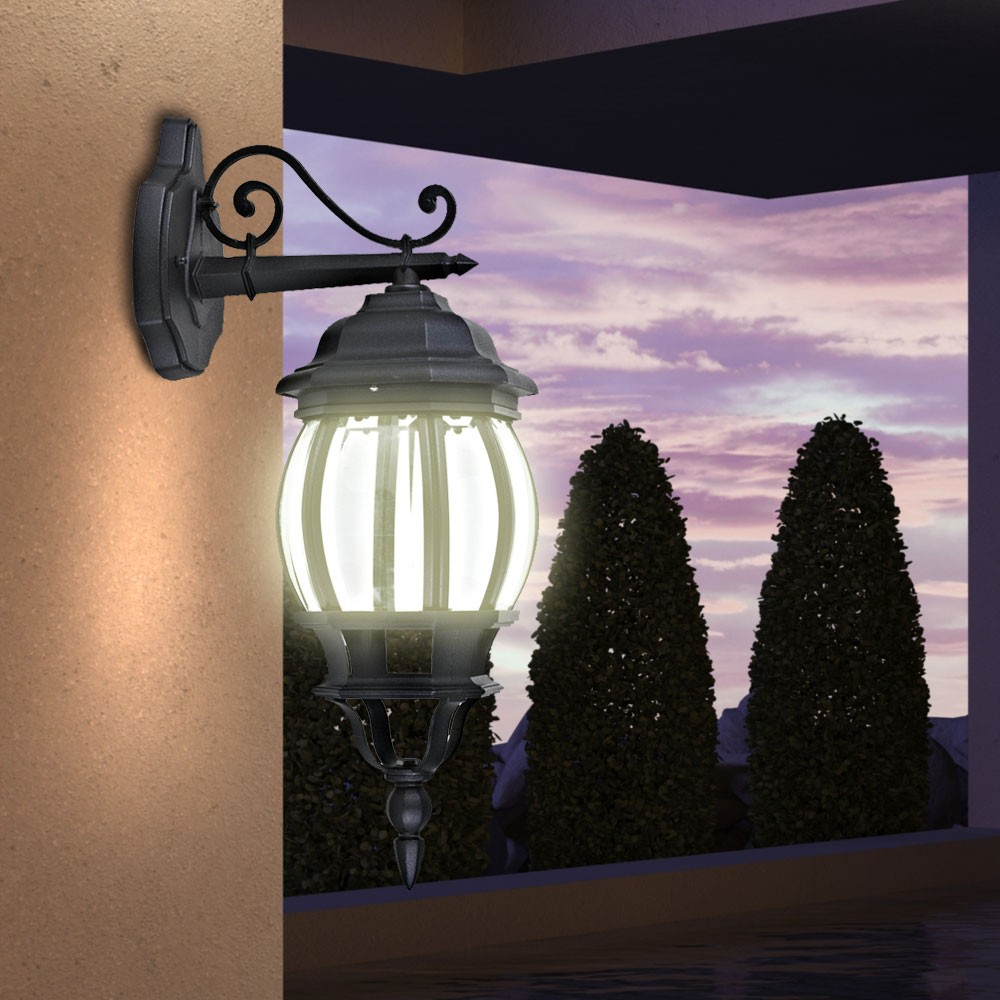 balkon lampe led verlichting watt. Black Bedroom Furniture Sets. Home Design Ideas