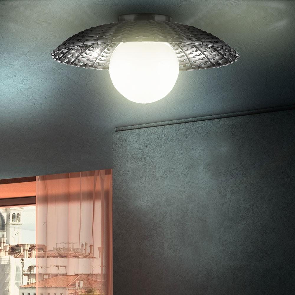 3w led decken leuchte garagen werkstatt beleuchtung hof. Black Bedroom Furniture Sets. Home Design Ideas