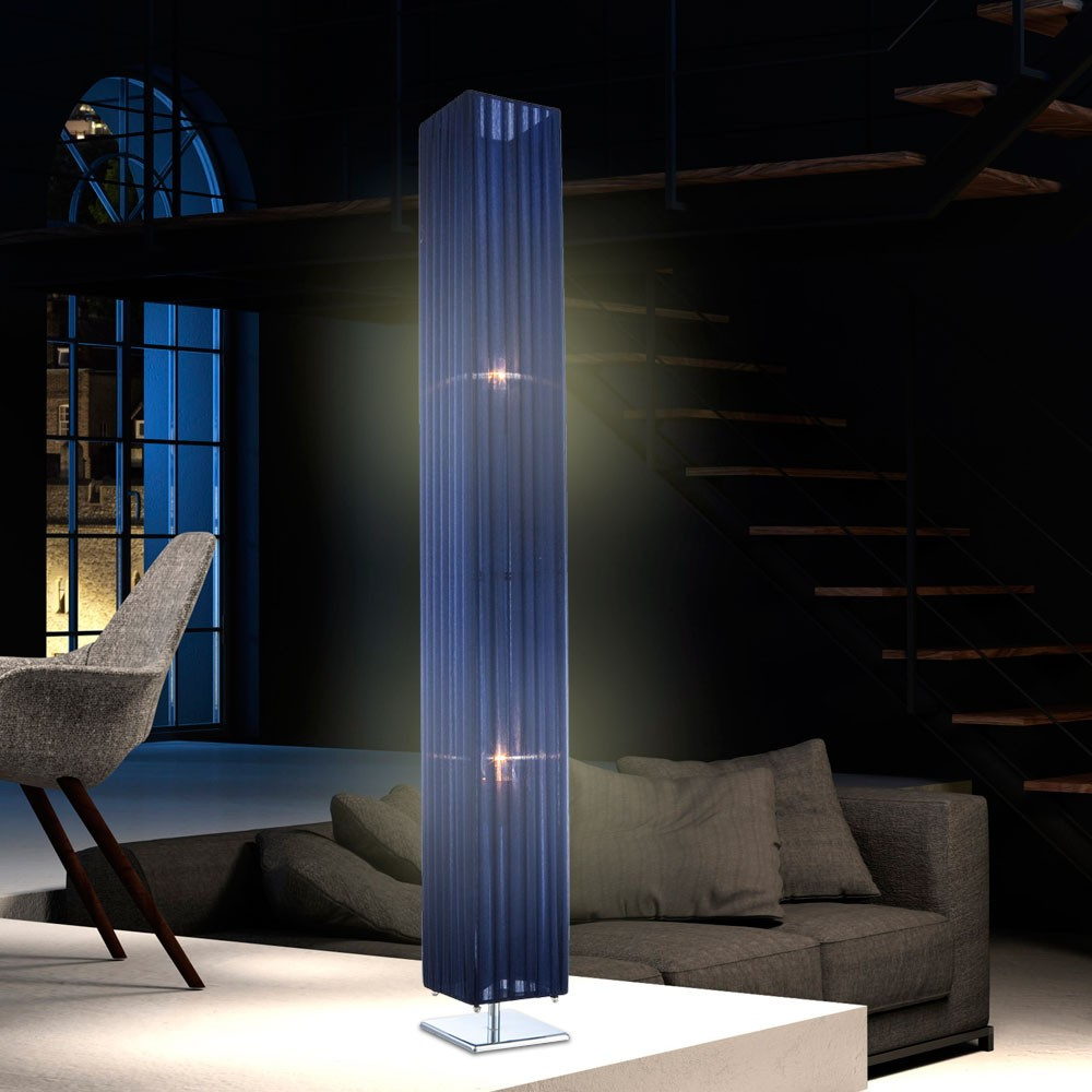 Stehlampe Stehleuchte Wohnzimmer Lese Lampe Deckenfluter Bro Lichtsule Auswahl